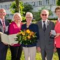 Verleihung des Rheinlandtalers für Ehrenvorsitzenden Hans-Theo Horn